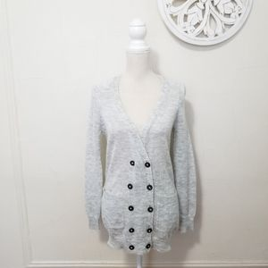 Madewell Wallace size S mohair blend cardigan